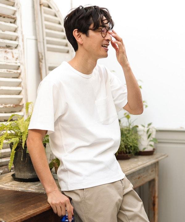ソフトスムース半袖Tシャツ