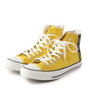 【CONVERSE】ALL STAR LOGOFLAPZIP HI
