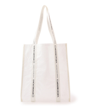 【WEEKEND(ER)】(ウィークエンダー)pool side tote bag